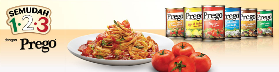 Prego - Campbell's Soup Malaysia